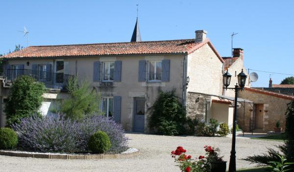 Hotel Pictures: Gîte de la Maricé, Amberre