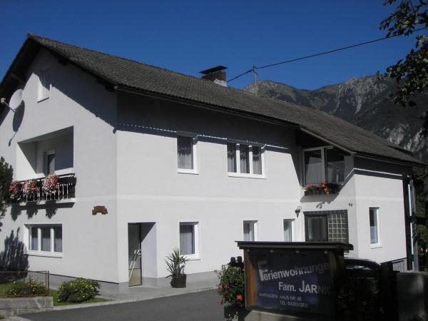 Fotografie hotelů: Ferienwohnungen Familie Jarnig Inge, Görtschach