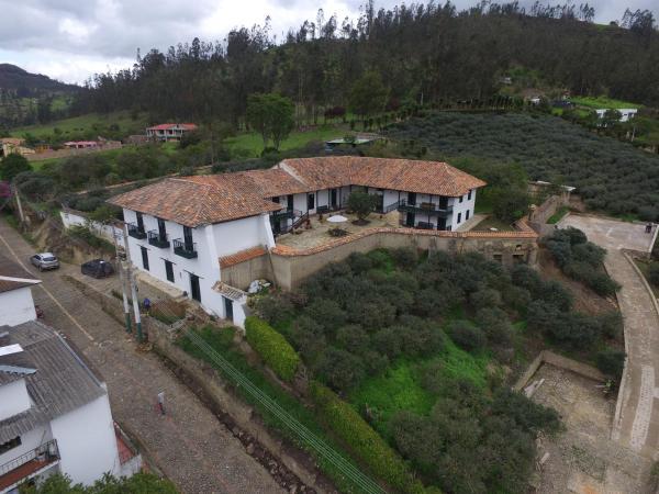 Hotel Pictures: Hotel Posada La Casona, Jenesano