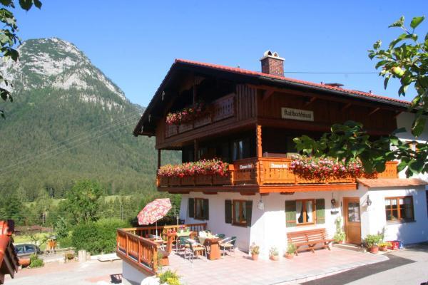 Hotel Pictures: Gästehaus Kaltbachhäusl, Ramsau