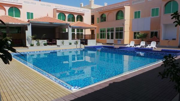 Foto Hotel: Al Dar Inn Hotel Apartment, Ras al Khaimah