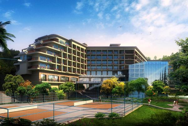 Hotel Pictures: Golden Coast New Century Resort Wenzhou, Yueqing