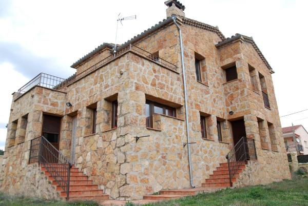 Hotel Pictures: Casa Rural El Ventano, Villalba de la Sierra