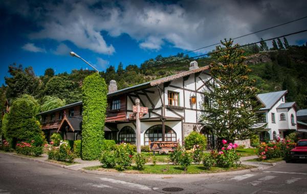 酒店图片: Hostería La Masía, 圣马丁德洛斯