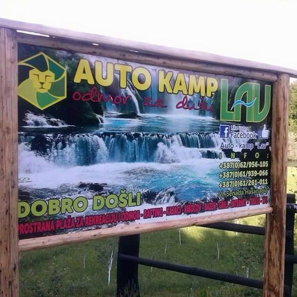 Fotos do Hotel: Auto Kamp Lav, Kulen Vakuf