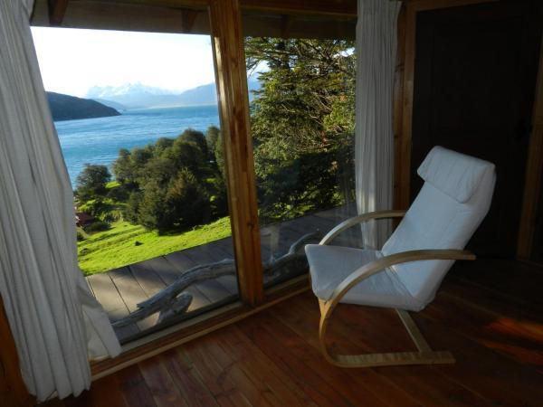 Фотографии отеля: Terra Luna Lodge, Puerto Guadal
