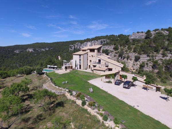 Hotel Pictures: Hotel Mas de la Serra, Fuentespalda
