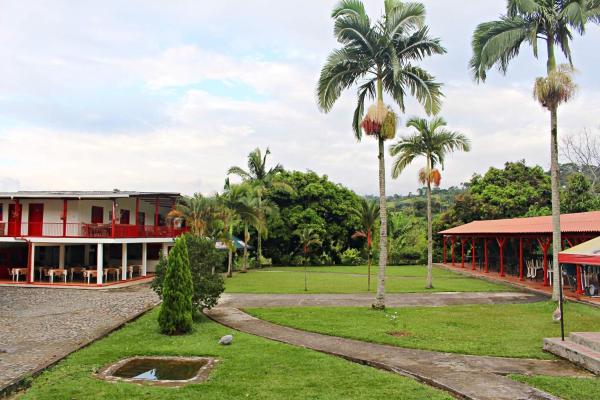 Hotel Pictures: Hotel Hacienda El Caney, Santagueda