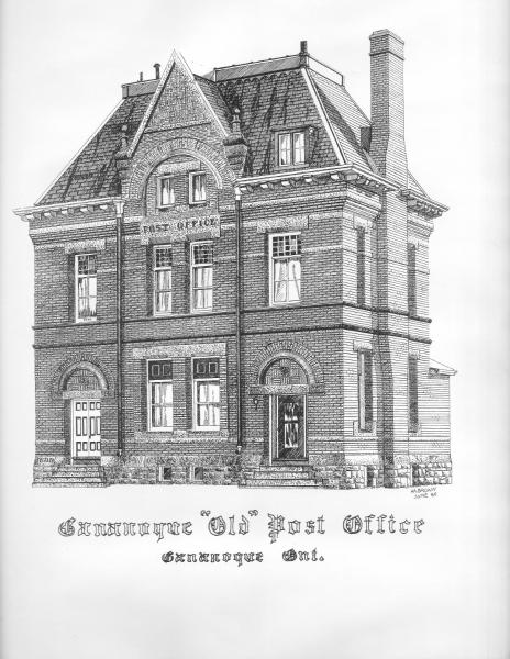 Hotel Pictures: The Old Post Office, Gananoque