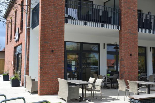 Hotel Pictures: Pension Seecafé, Zarrentin
