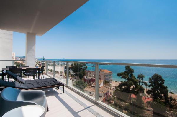 Hotel Pictures: Panorama Luxury by HappyVila, Villajoyosa