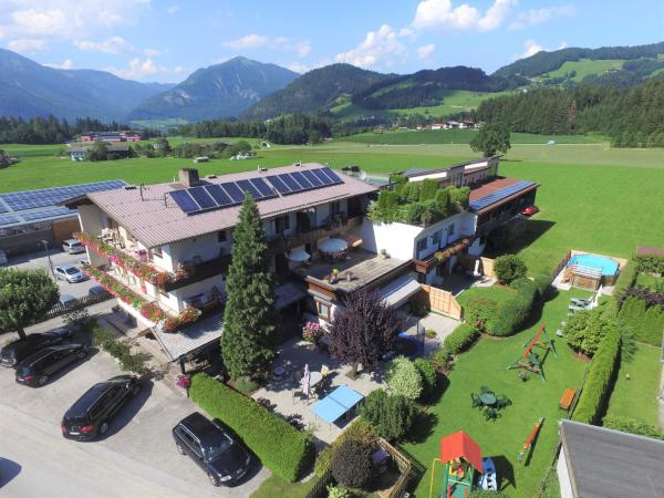 Hotel Pictures: Angerer Familienappartements Tirol, Reith im Alpbachtal