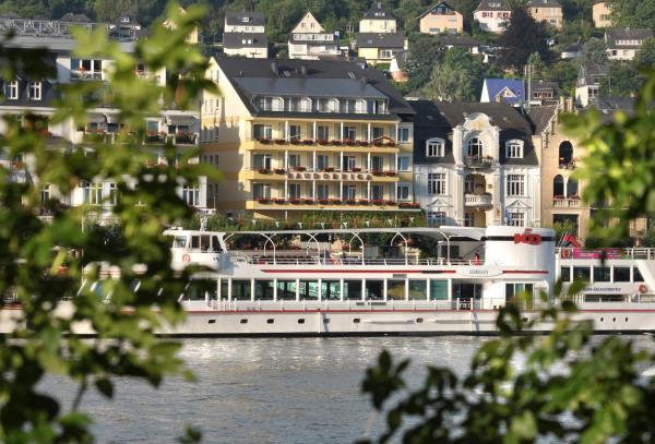 Hotelbilleder: Baudobriga Rheinhotel, Boppard