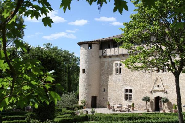 Hotel Pictures: Château de Mayragues, Castelnau-de-Montmiral