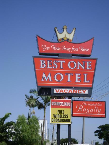 Hotellbilder: Best One Motel, Rockhampton