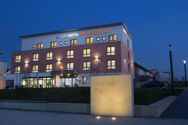 Hotelbilleder: CityHotel am McKeePlatz, Crailsheim