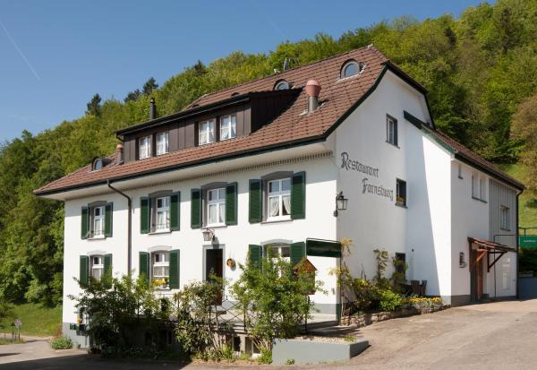 Hotel Pictures: Landgasthof Farnsburg, Ormalingen