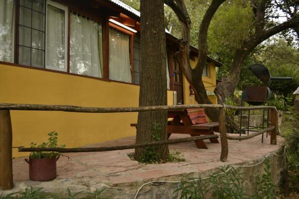 Φωτογραφίες: Apart Suites & Cabanas Duendes del pungo, La Cumbre