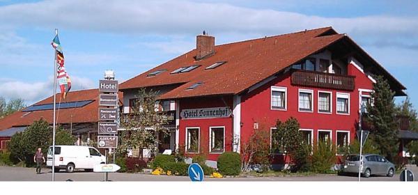 Hotelbilleder: Hotel Sonnenhof, Thannhausen