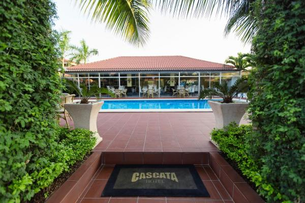 Fotografie hotelů: Cascata Hotel, Futungo de Belas