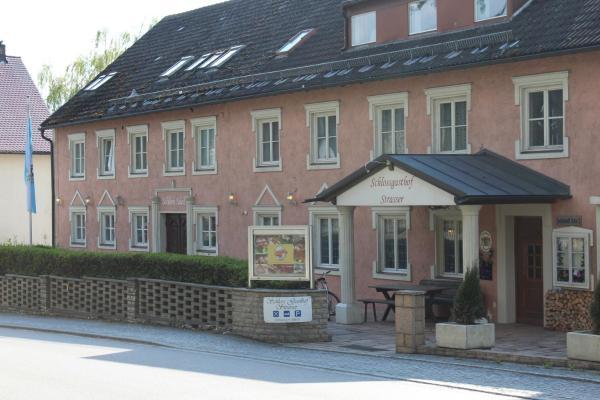 Hotel Pictures: Schlossgasthof Strasser, Zusmarshausen