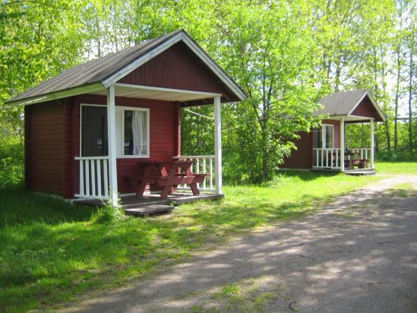 Hotel Pictures: Kylpyläsaari Camping, Haapavesi