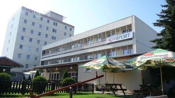 Hotel Pictures: Hotel Sport, Štětí