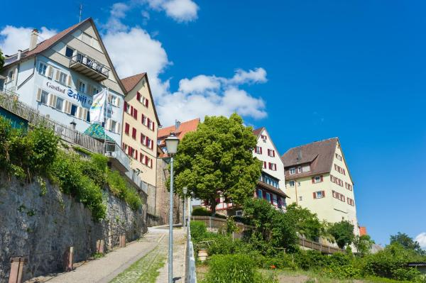Hotelbilleder: Hotel-Gasthof Schiff, Horb am Neckar
