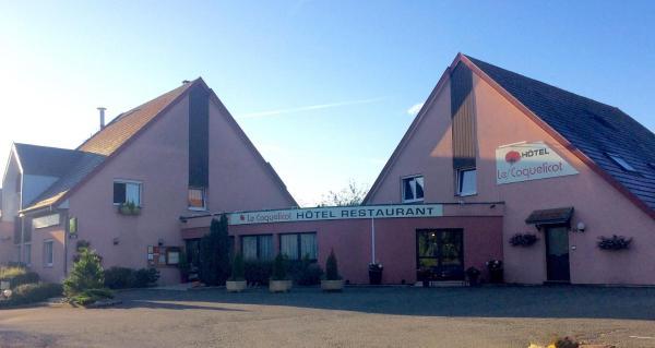 Hotel Pictures: Le Coquelicot, Burnhaupt-le-Haut