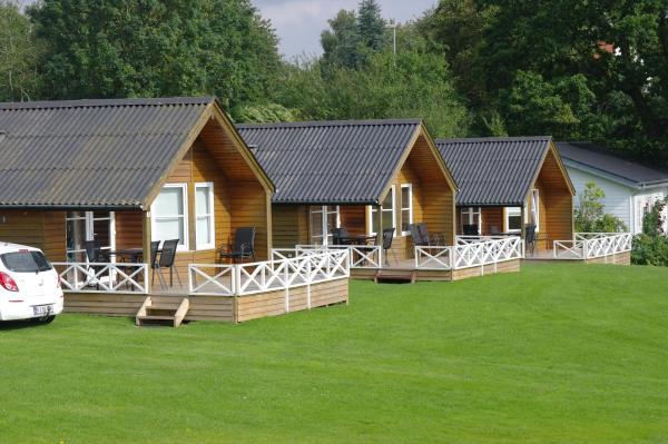 Hotel Pictures: Lærkelunden Camping & Cottages, Gråsten
