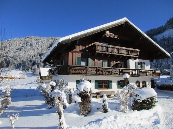 ホテル写真: Ferienwohnung Vierthaler, ゴーザウ