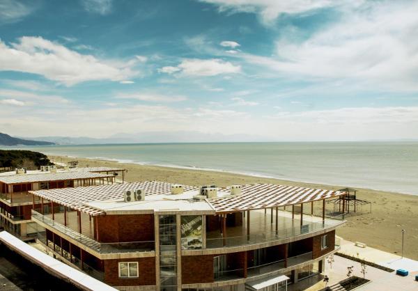 Zdjęcia hotelu: Fishta Hotel, Velipojë