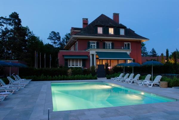 Hotel Pictures: Hotel La Barcarolle, Prangins