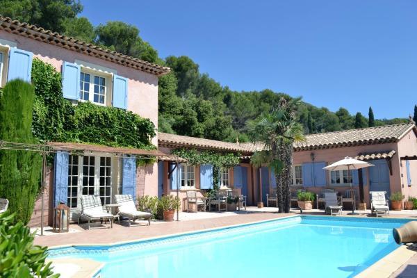 Hotel Pictures: Le Mas des Cigales, Tourrettes-sur-Loup