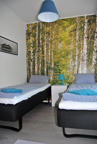 Hotel Pictures: Kirjais Kursgård, Nauvo