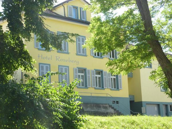 Hotel Pictures: Hotel Roseberg, Stein am Rhein