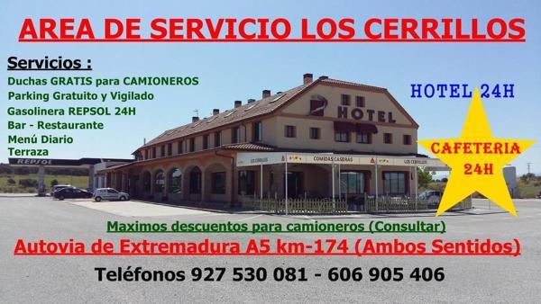 Hotel Pictures: Area de Servicio los Cerrillos, Peraleda de la Mata