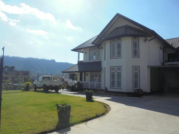 Hotelbilleder: The Hill Town Cottage, Nuwara Eliya