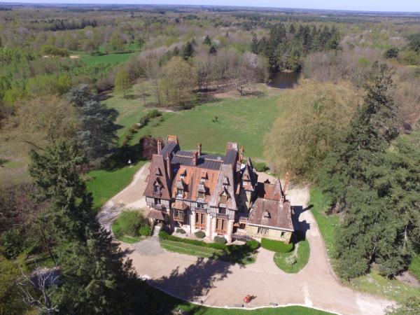 Hotel Pictures: château Mont Suzey, Yvoy-le-Marron