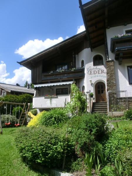 Φωτογραφίες: Appartement Eder, Leogang