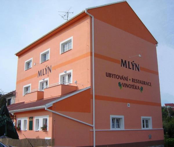 Hotel Pictures: Penzion Mlýn, Bořetice
