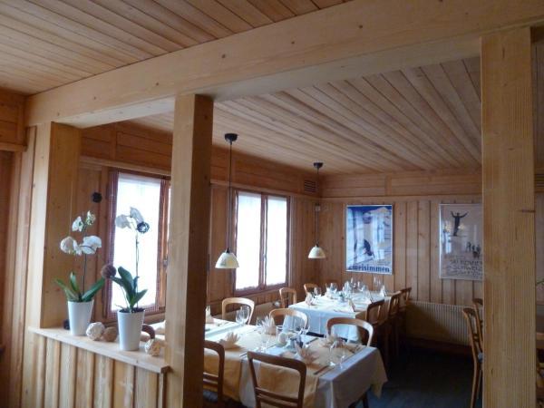 Hotel Pictures: Gasthof Derby, Zweisimmen