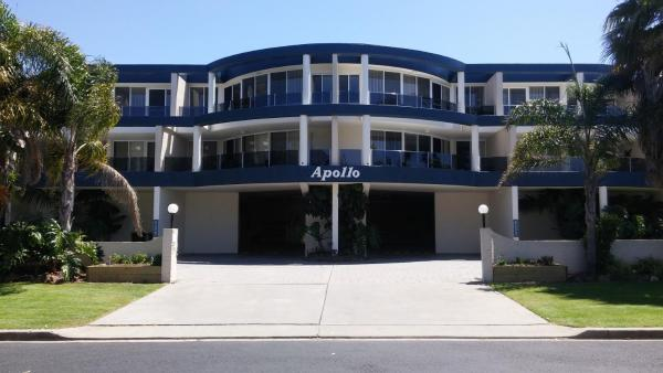 酒店图片: Apollo Luxury Apartments, 梅林布拉