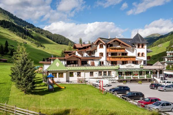 Fotografie hotelů: Vierjahreszeiten, Hintertux