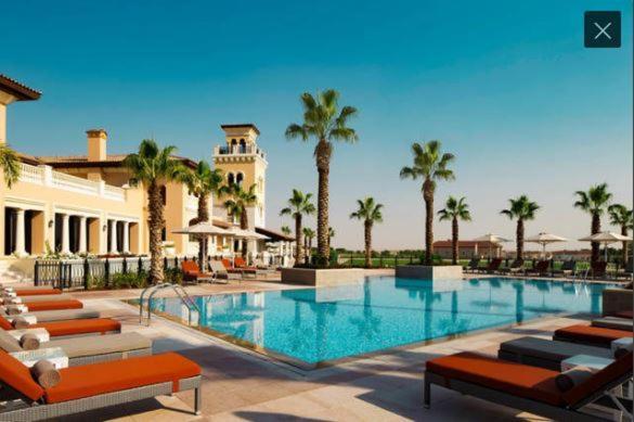 酒店图片: Three Bedroom Townhouse - Park Jumeirah Golf, 迪拜
