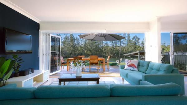 Fotos de l'hotel: The River Retreat, Sussex inlet