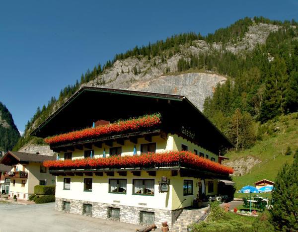 Foto Hotel: Hotel Gasthof Klammstein, Dorfgastein