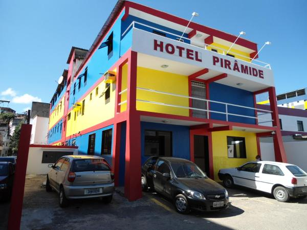 Hotel Pictures: Hotel Piramide Pernambués (Adults Only), Salvador