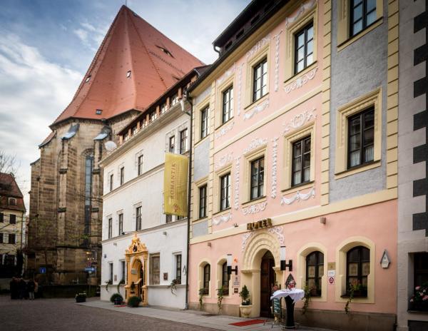 Hotel Pictures: Romantik Hotel Deutsches Haus, Pirna