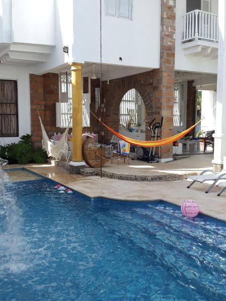 Hotel Pictures: Villa Campestre Casa Blanca, Jericó